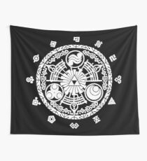 Zelda Skyward Sword - Gate of Time Wall Tapestry