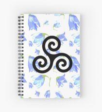 Teen Wolf - Wolfsbane Hale Spiral Notebook
