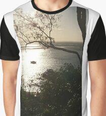 Sunset at 1770 Graphic T-Shirt