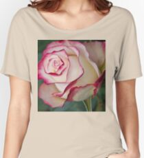 Ecuador. Rose from the Rose Plantation. Women's Relaxed Fit T-Shirt