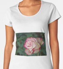 Ecuador. Rose from the Rose Plantation. Women's Premium T-Shirt