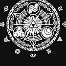 Zelda Skyward Sword - Gate of Time by nintendino