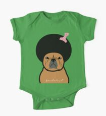 Afro by Frenchie Love One Piece - Short Sleeve