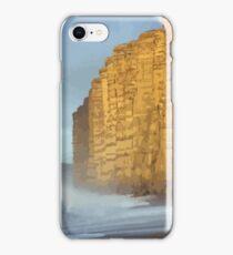 Landscapes - Dorset Cliffs iPhone Case/Skin
