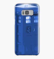 blue Box iPhone 6 plus case Samsung Galaxy Case/Skin