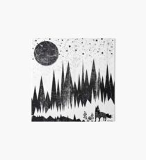 Moonshine Art Board