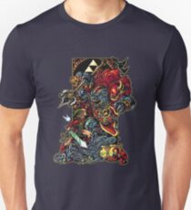 The Legend of Zelda - Link vs. Ganon Unisex T-Shirt