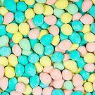 Easter Eggs by John Velocci