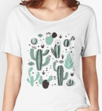 Cacti Women's Relaxed Fit T-Shirt
