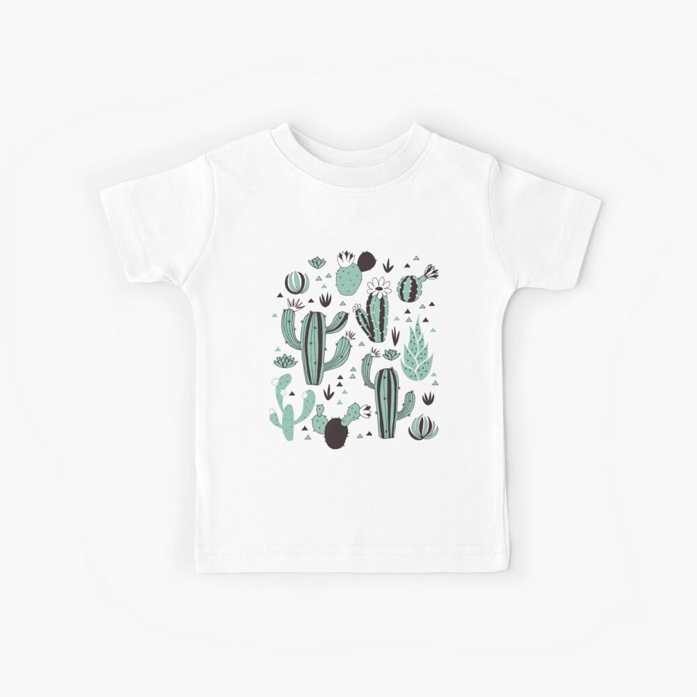 Kakteen Kinder T-Shirt