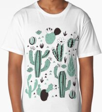 Cacti Long T-Shirt
