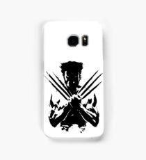 James Howlett - Weapon X Samsung Galaxy Case/Skin