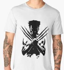 James Howlett - Weapon X Men's Premium T-Shirt