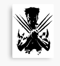 James Howlett - Weapon X Canvas Print