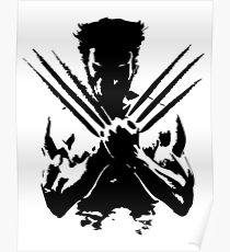 James Howlett - Weapon X Poster