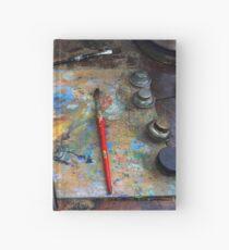 Painter's Palette Hardcover Journal