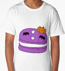 Halloween Macaroon Long T-Shirt