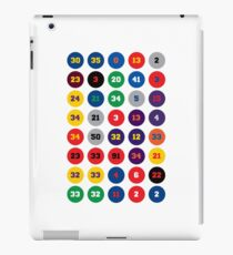 Legends of the NBA ~ 80s, 90s 00s, 10s iPad Case/Skin
