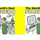 The World's Best Surgeon by Nigel Sutherland