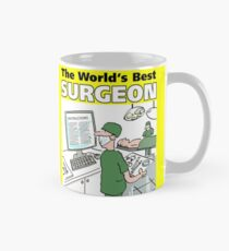 The World's Best Surgeon Mug