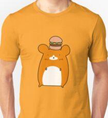 Hamburger Hamster Unisex T-Shirt