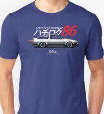 AE86 Trueno Unisex T-Shirt