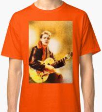 Eddie Cochran, Music Legend by John Springfield Classic T-Shirt