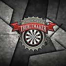 Treblemakers Darts Team by mydartshirts