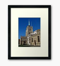 Chelmsford Cathedral, Essex Framed Print