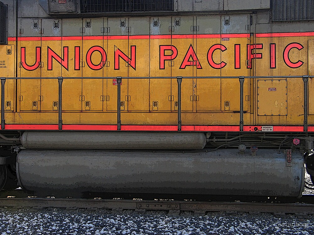 Union Pacific by safariboy