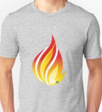 FHIR Flame ® Logo Unisex T-Shirt