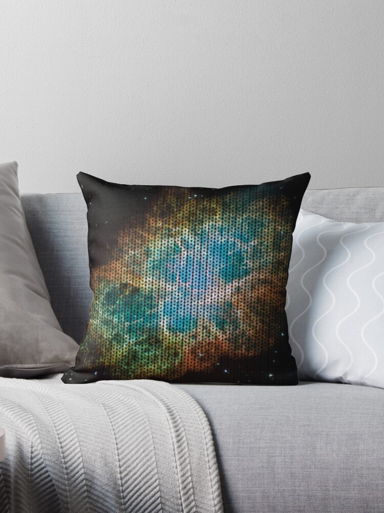 Knitted Crab Nebula by encrouched