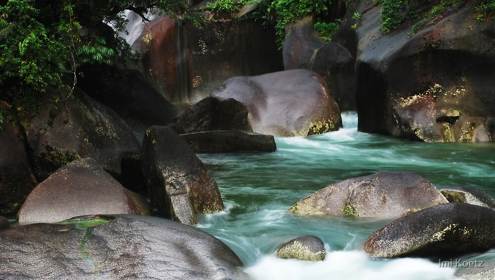 The Boulders....North Queensland by Imi Koetz