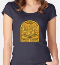 Fire Department 451 Women's Fitted Scoop T-Shirt