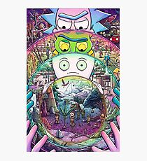 The Ricks Must Be Crazy Photographic Print