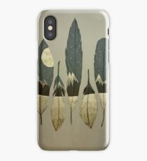 The Birds of Winter iPhone Case/Skin