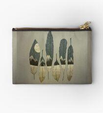 Bolso de mano Las aves de invierno
