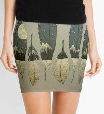 The Birds of Winter Mini Skirt