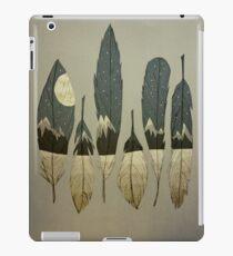 The Birds of Winter iPad Case/Skin