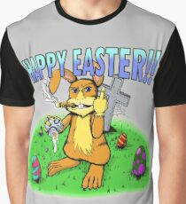 Scumbag Easter Bunny 1.2 Graphic T-Shirt