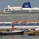 Little and Large, Southampton by wiggyofipswich