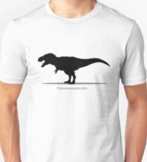 Tyrannosaurus Rex Silhouette  Unisex T-Shirt
