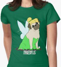 Tinkerpug Womens Fitted T-Shirt