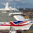 Impressive Flagship, Southampton by wiggyofipswich