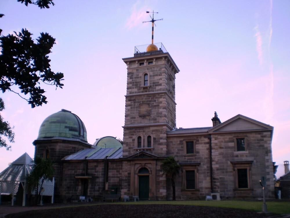 Sydney Observertory by ticktock7772003