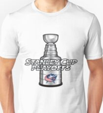 Columbus Blue Jackets NHL Playoffs Unisex T-Shirt