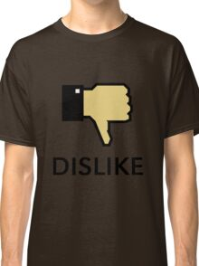 Dislike (Thumb Down) Classic T-Shirt