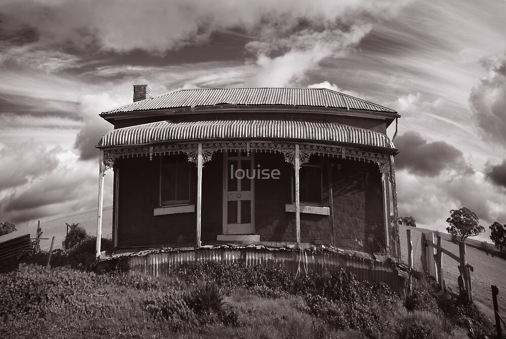 house on the hill by louise