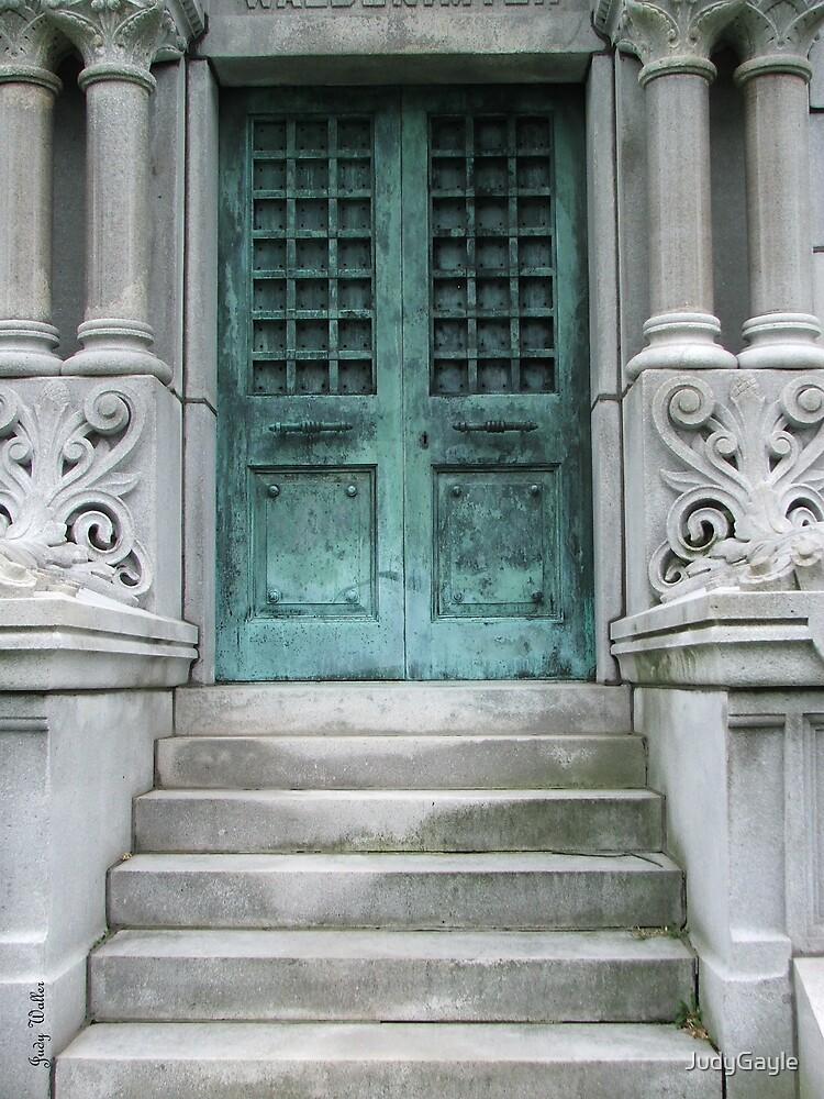 The Green Door by Judy Gayle Waller