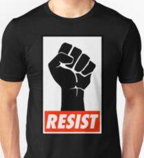 RESIST Fist Unisex T-Shirt